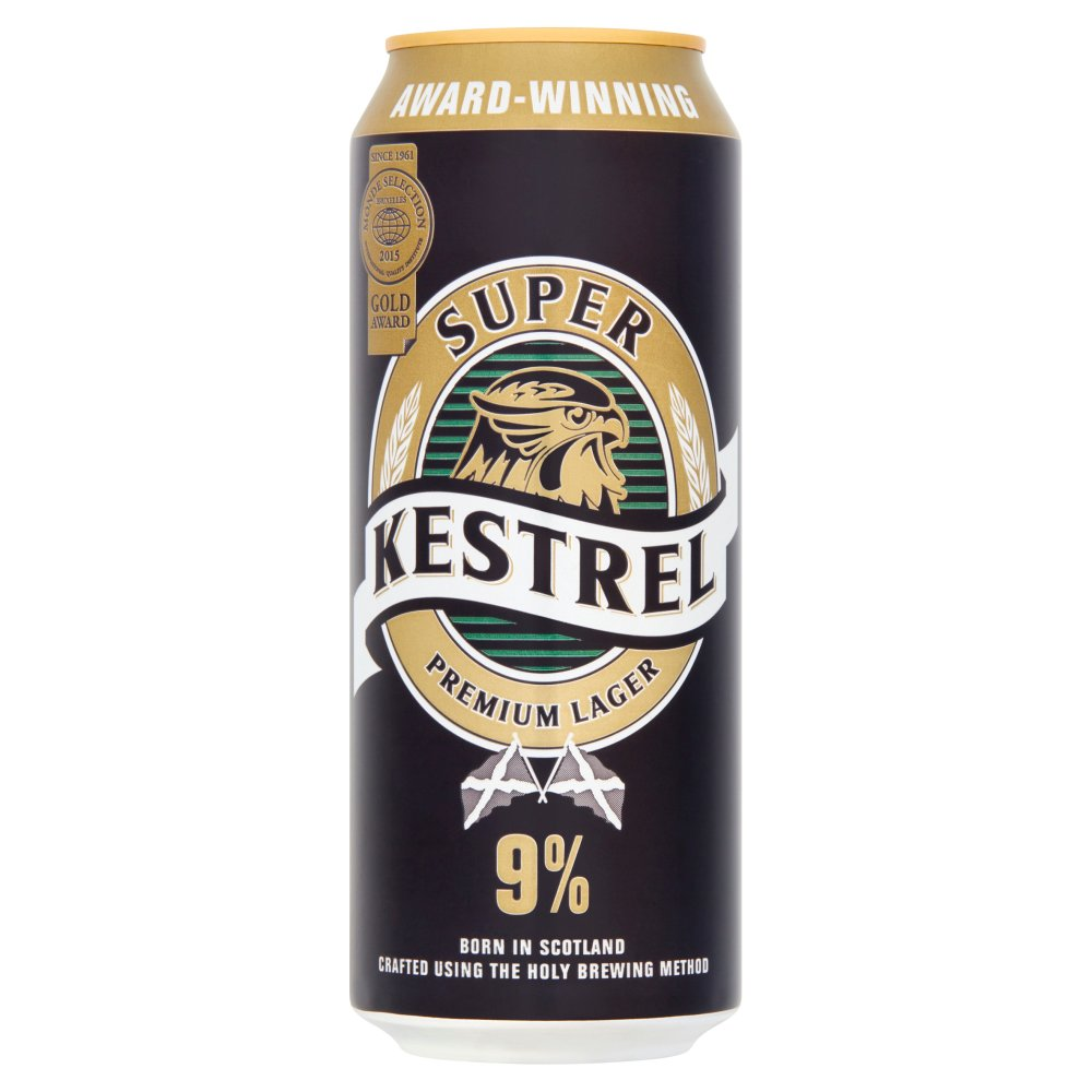 Kestrel Super Cans 500ml