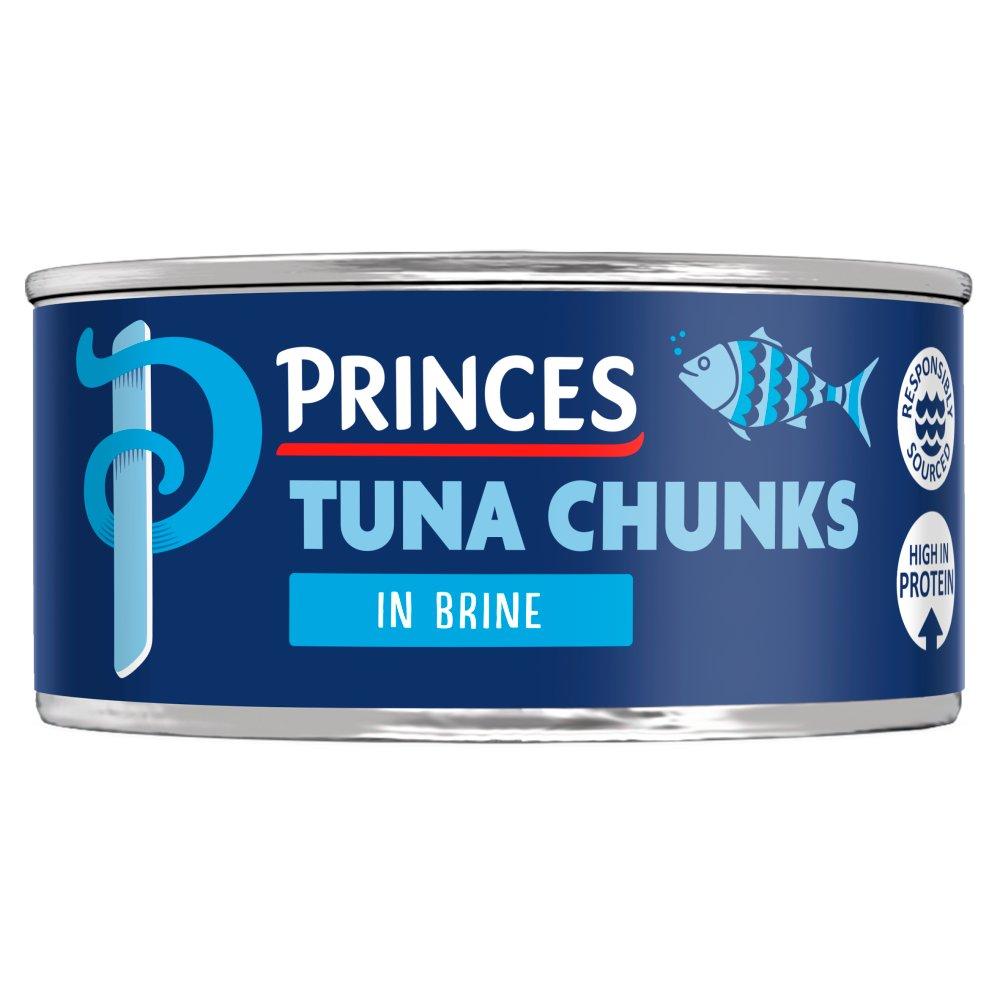 Princes Tuna Chunks in Brine 145g