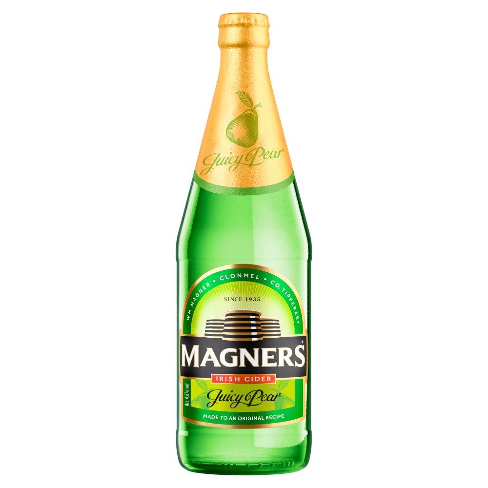 Magners Irish Cider Classic Pear 568ml