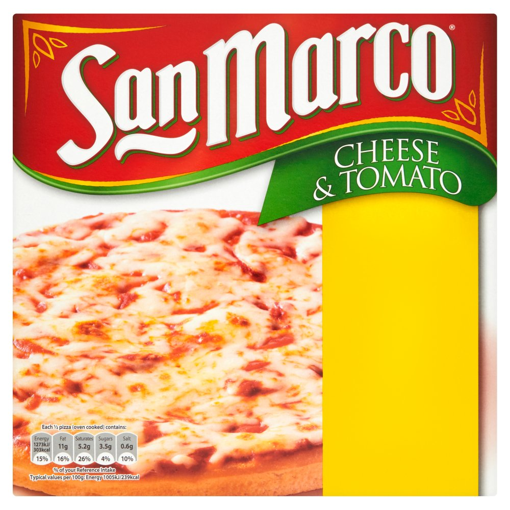 San Marco Cheese & Tomato 253g - Bestway Wholesale