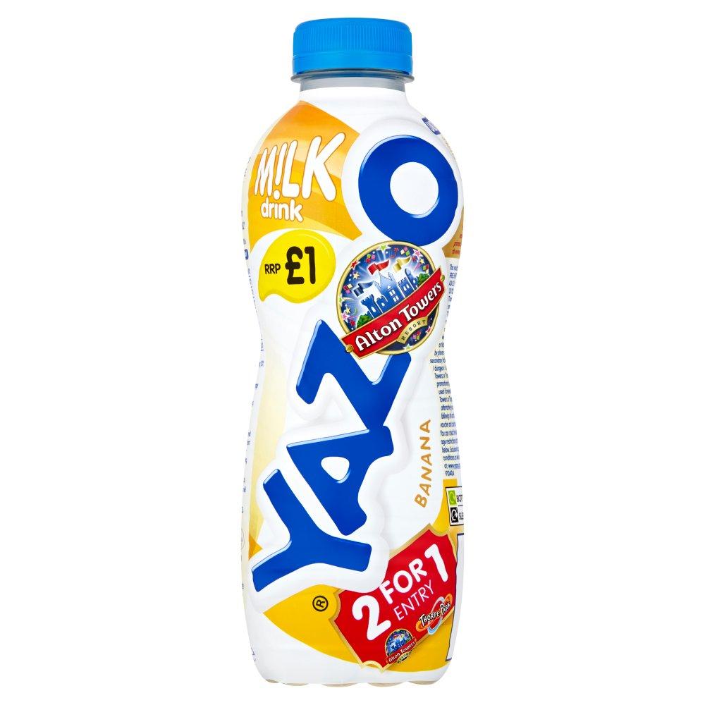 Yazoo Banana Milk Drink 400ml
