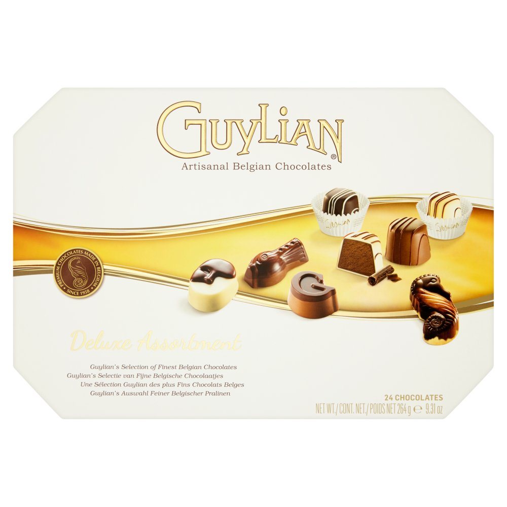 Guylian Deluxe Assortment