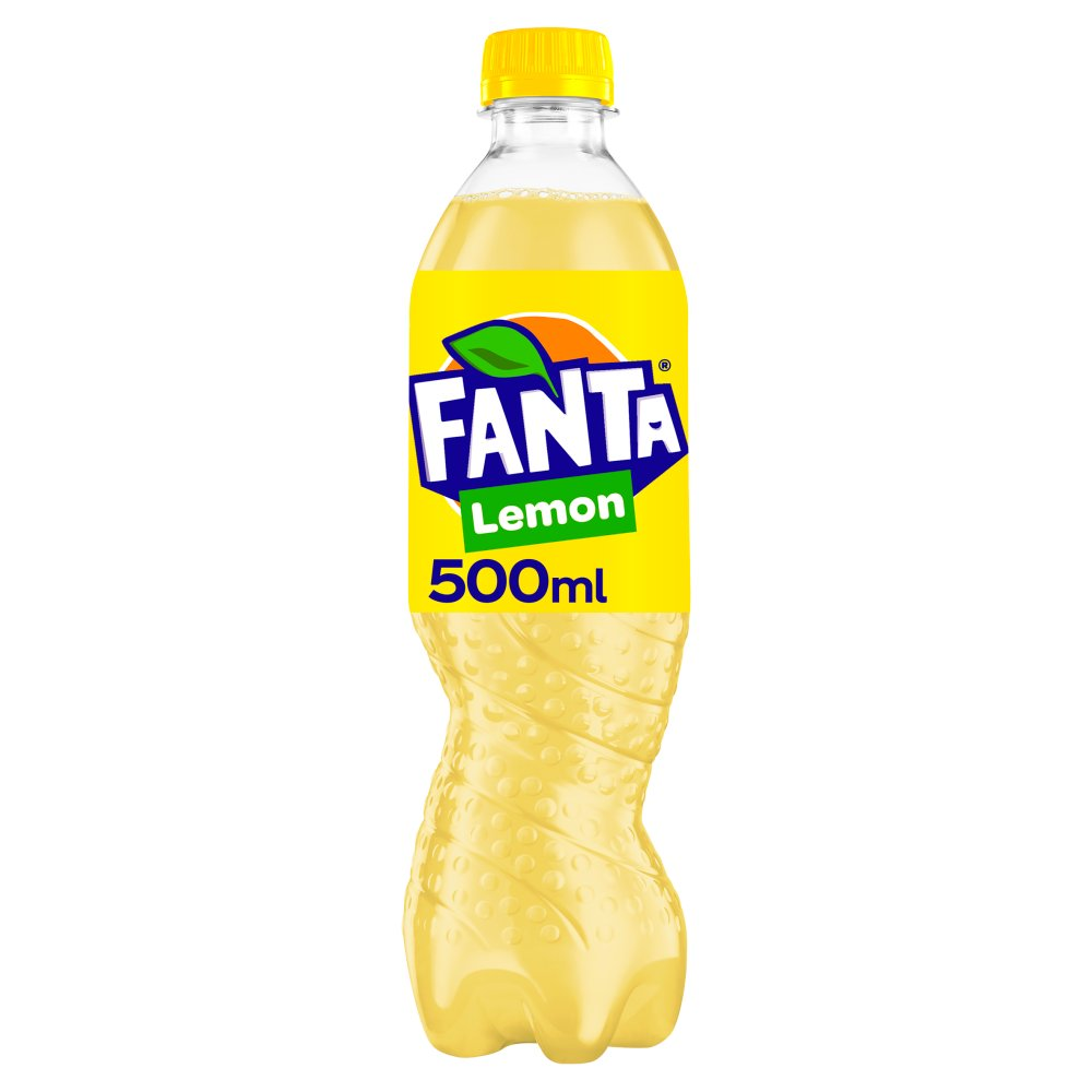 Fanta Icy Lemon 500ml