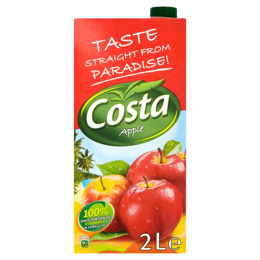 Costa Apple 2L