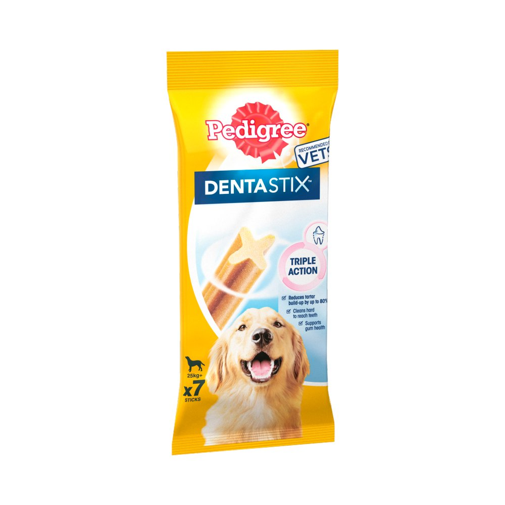 Pedigree Dentastix 7 Piece Large