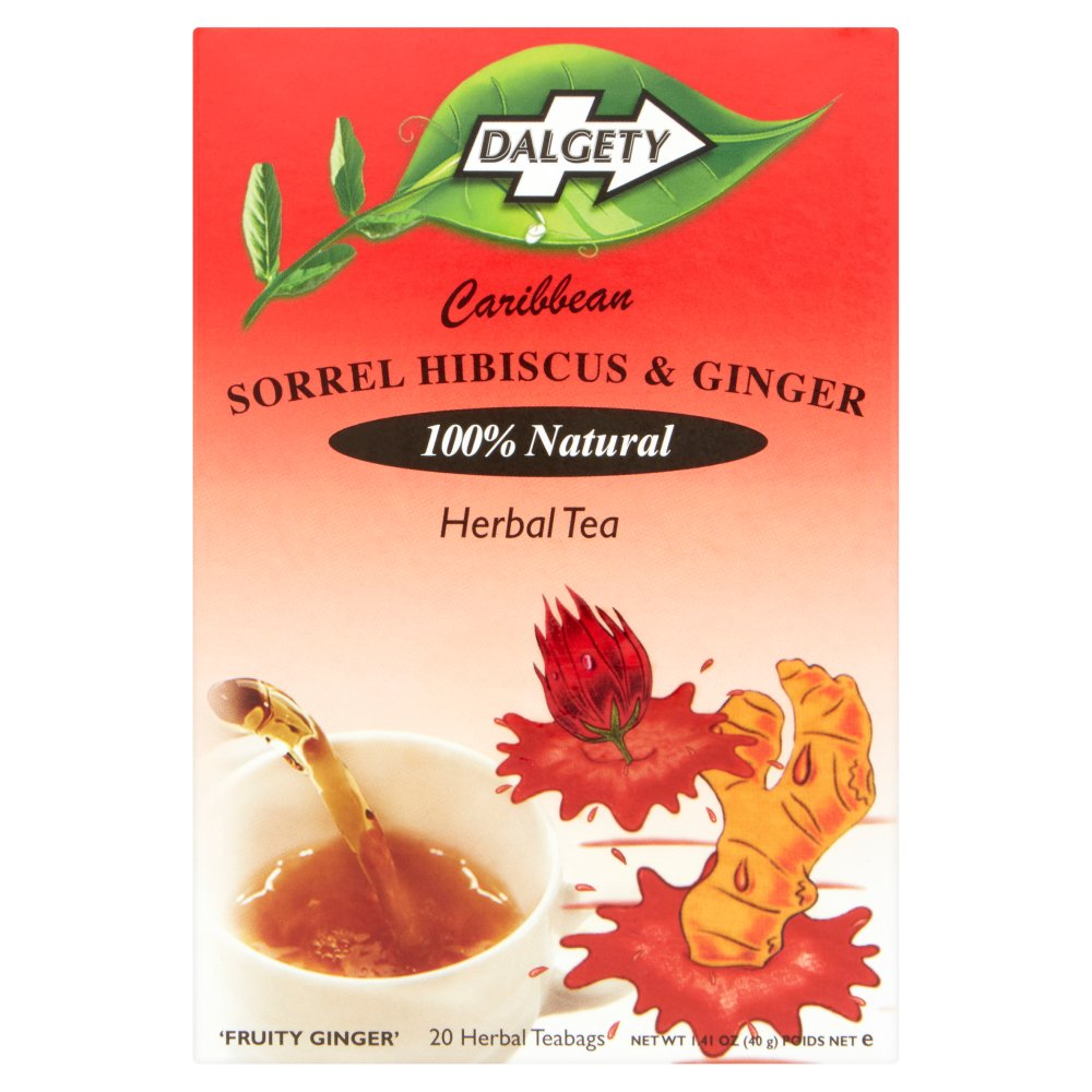 Dalgety Ginger & Sorrel Tea