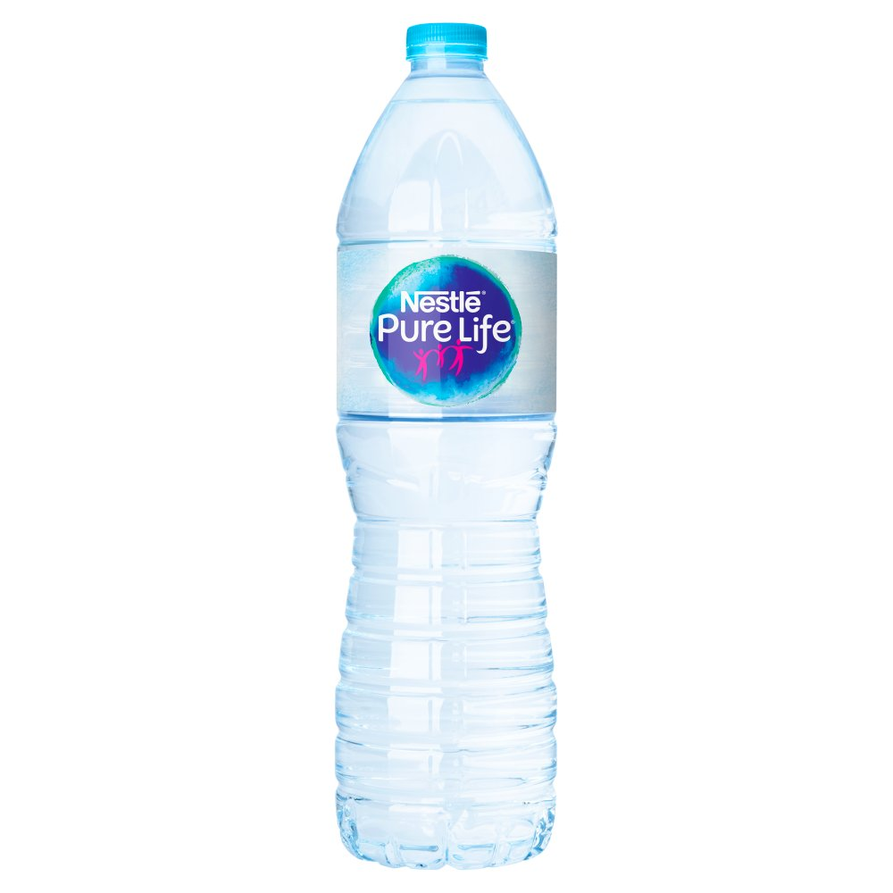 Nestle Pure Life Still Spring Water 1.5L