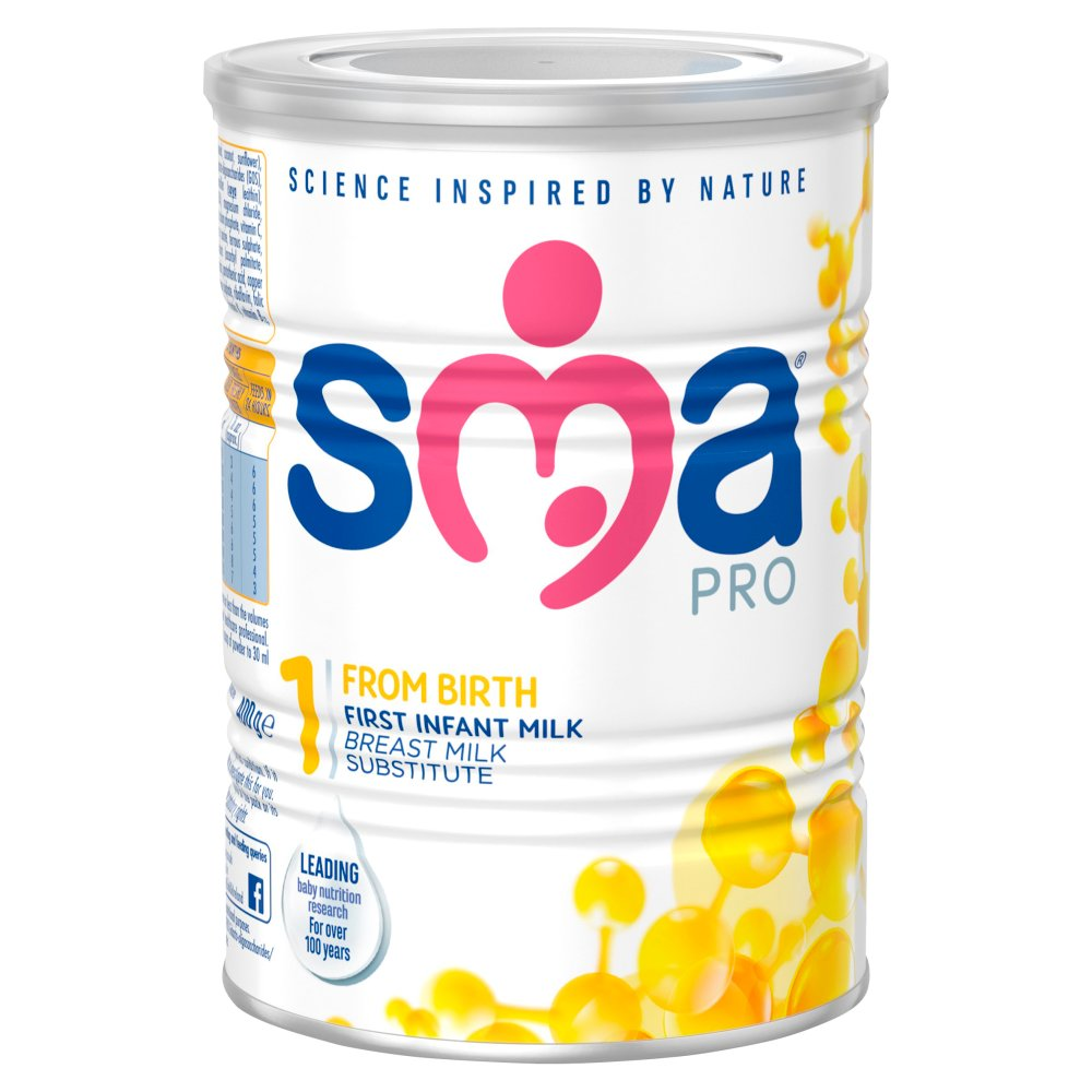 Sma Pro First Infant Powder