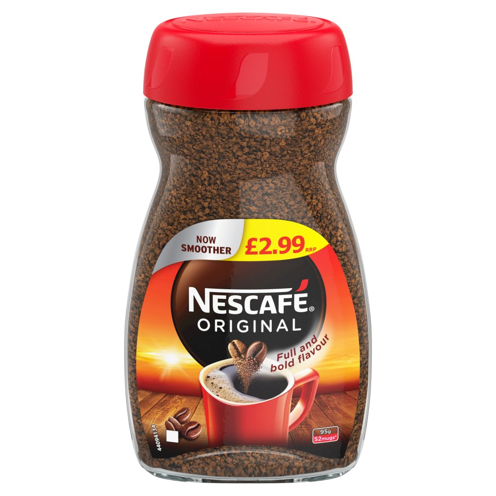 NESCAFÉ Original Instant Coffee 95g