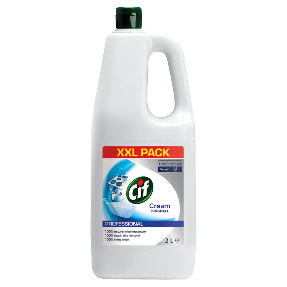 Cif Professional Cream XXL Pack 2L