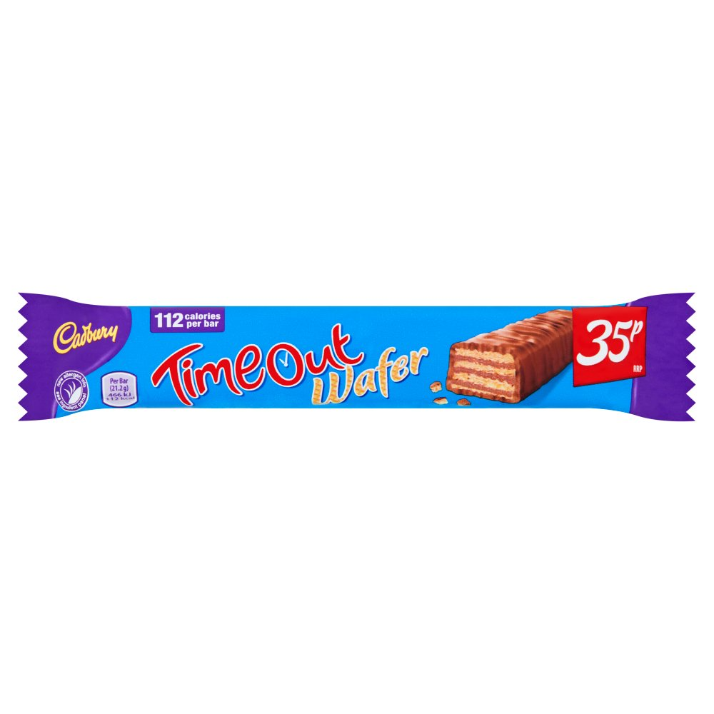 Cadbury Timeout Wafer 35p