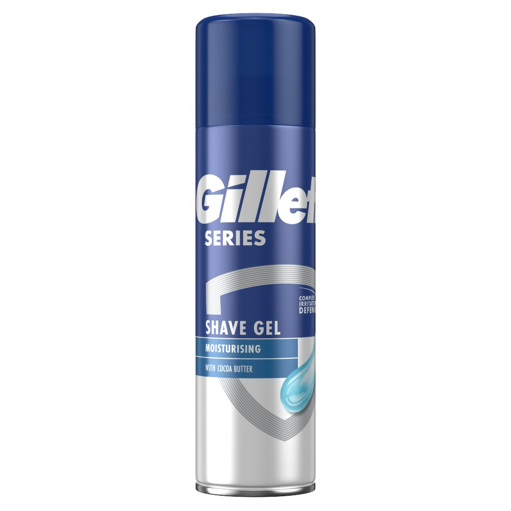 Gillette Shaving Gel