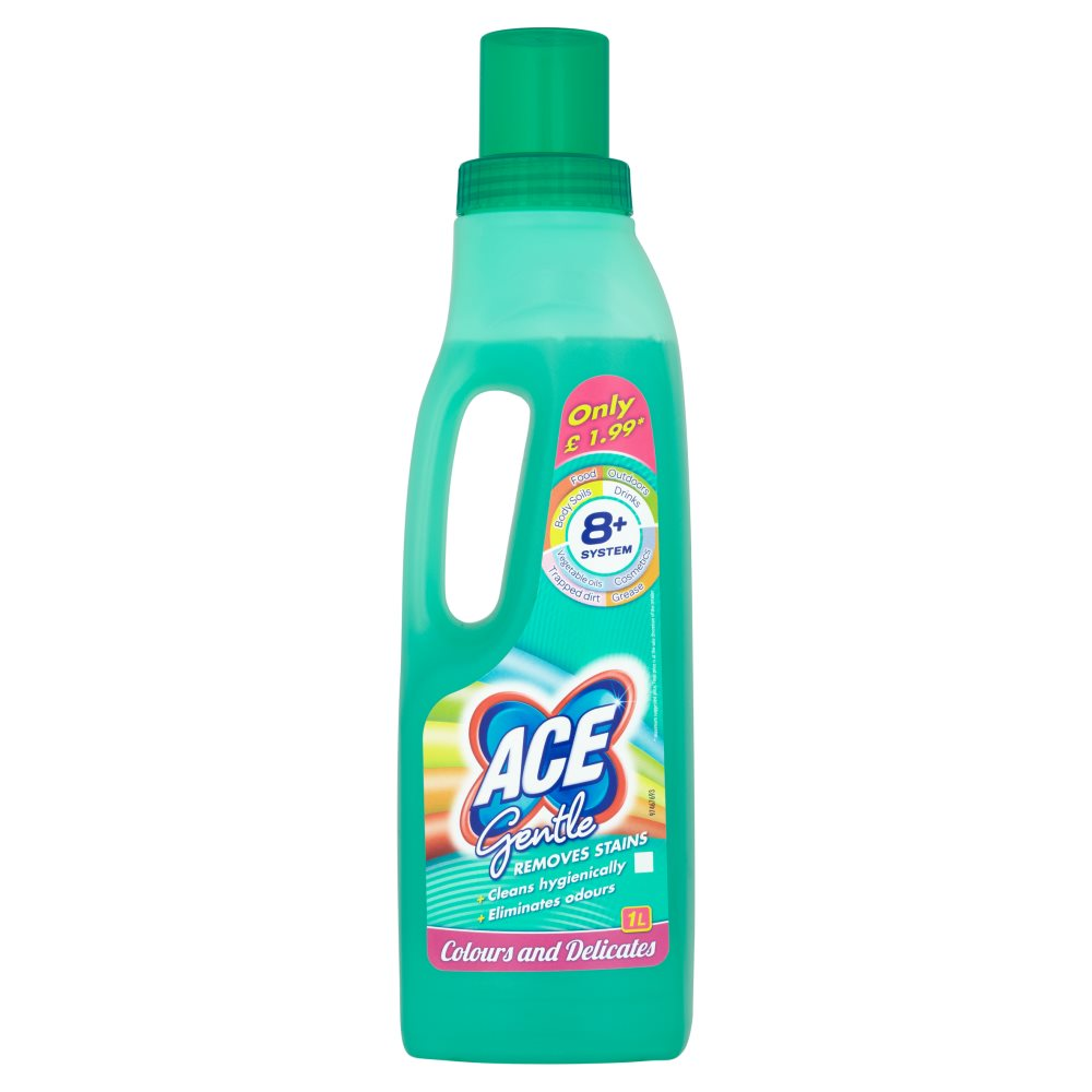 Ace Gentle Stain Remover £1.99