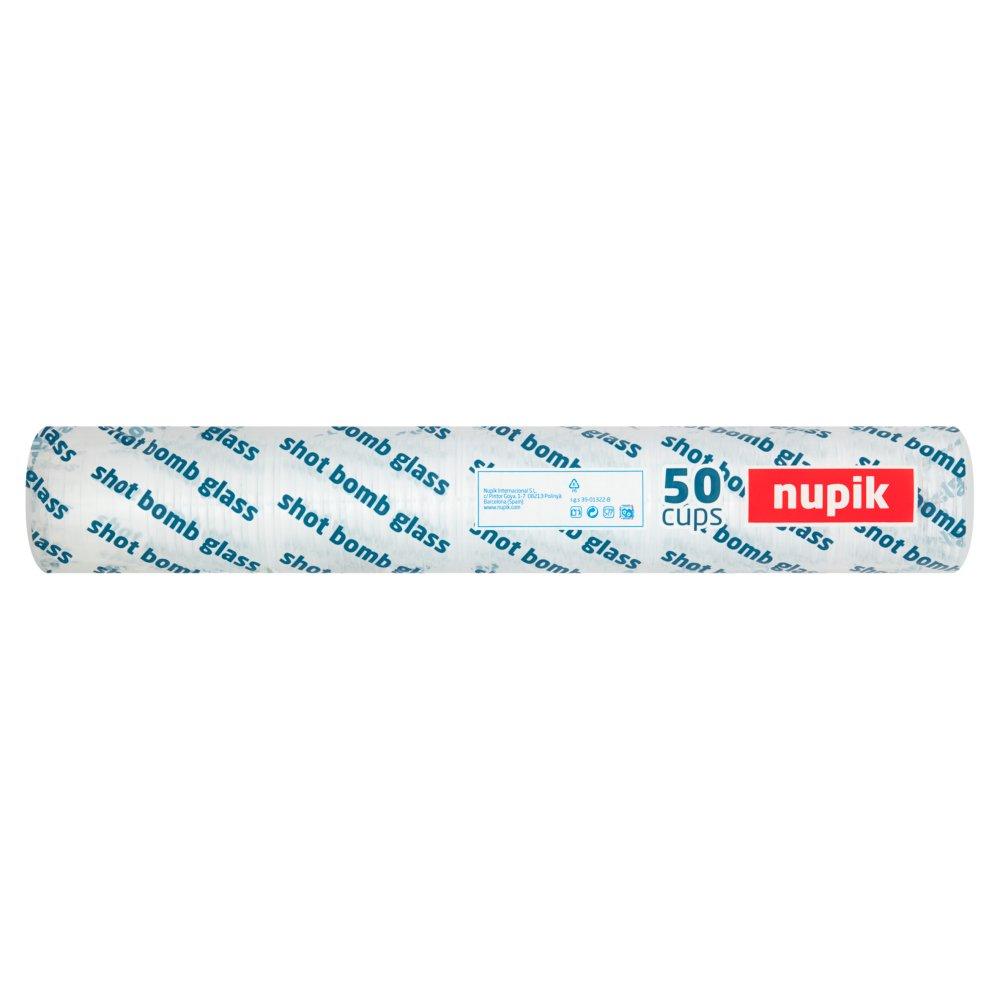 Nupik 50 Shot Bomb Glass