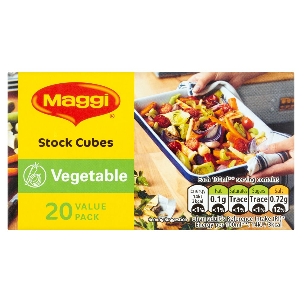 Maggi Stock Cubes Vegetable