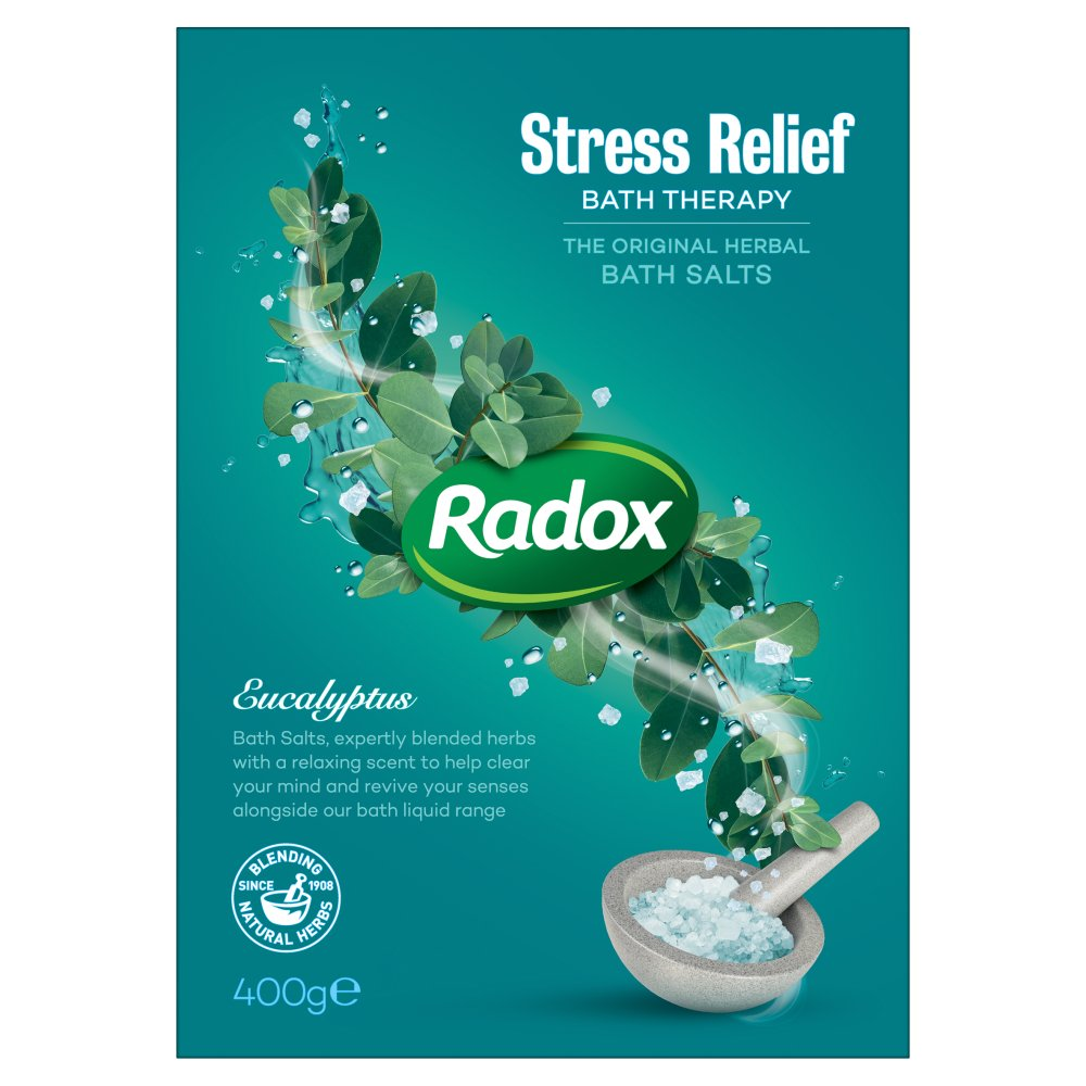 Radox Bath Salts Stress Relief