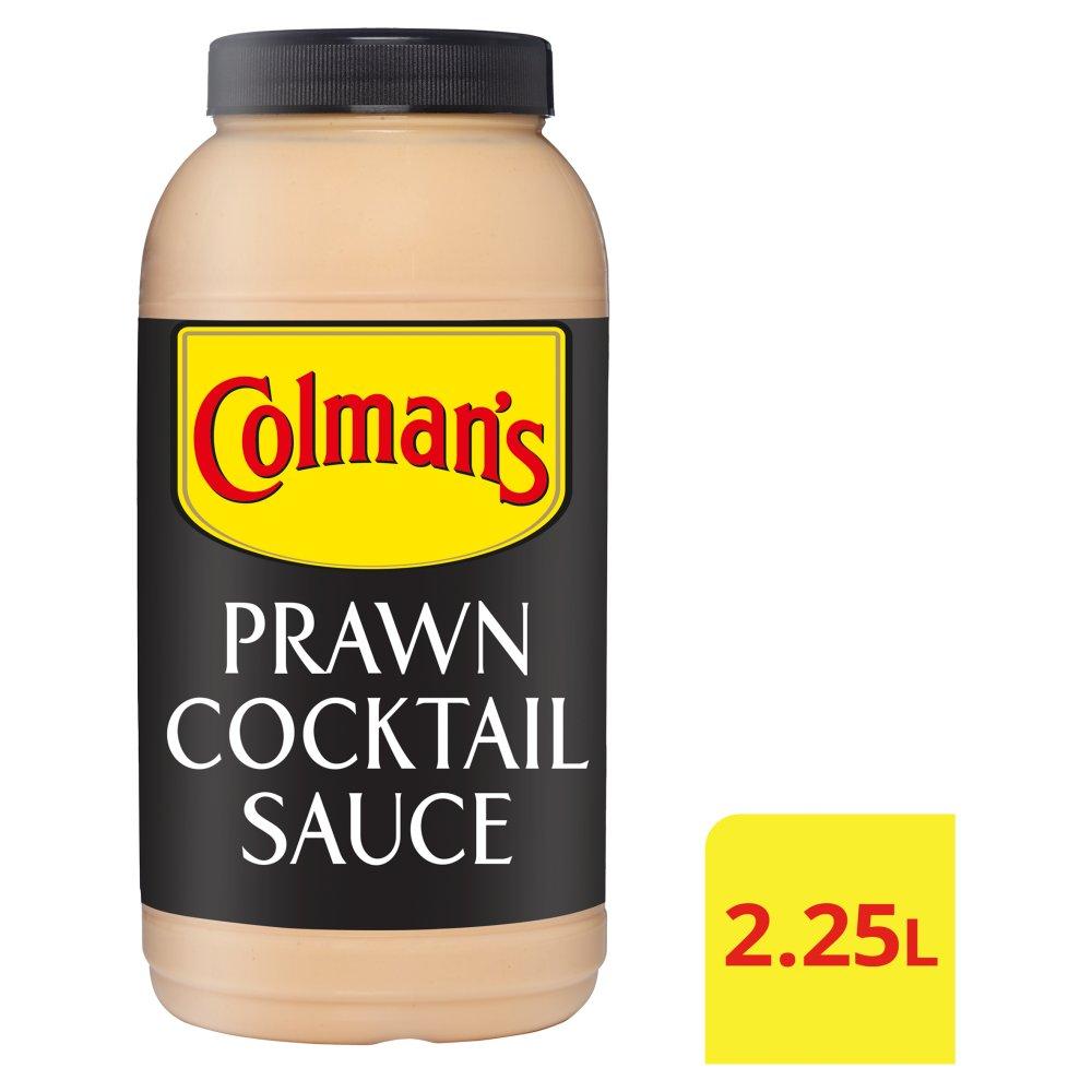 Colman's Prawn Cocktail Sauce 2.25L