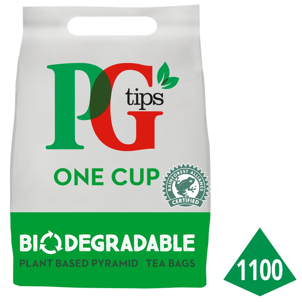 PG tips 1100 One Cup Catering Tea Bags