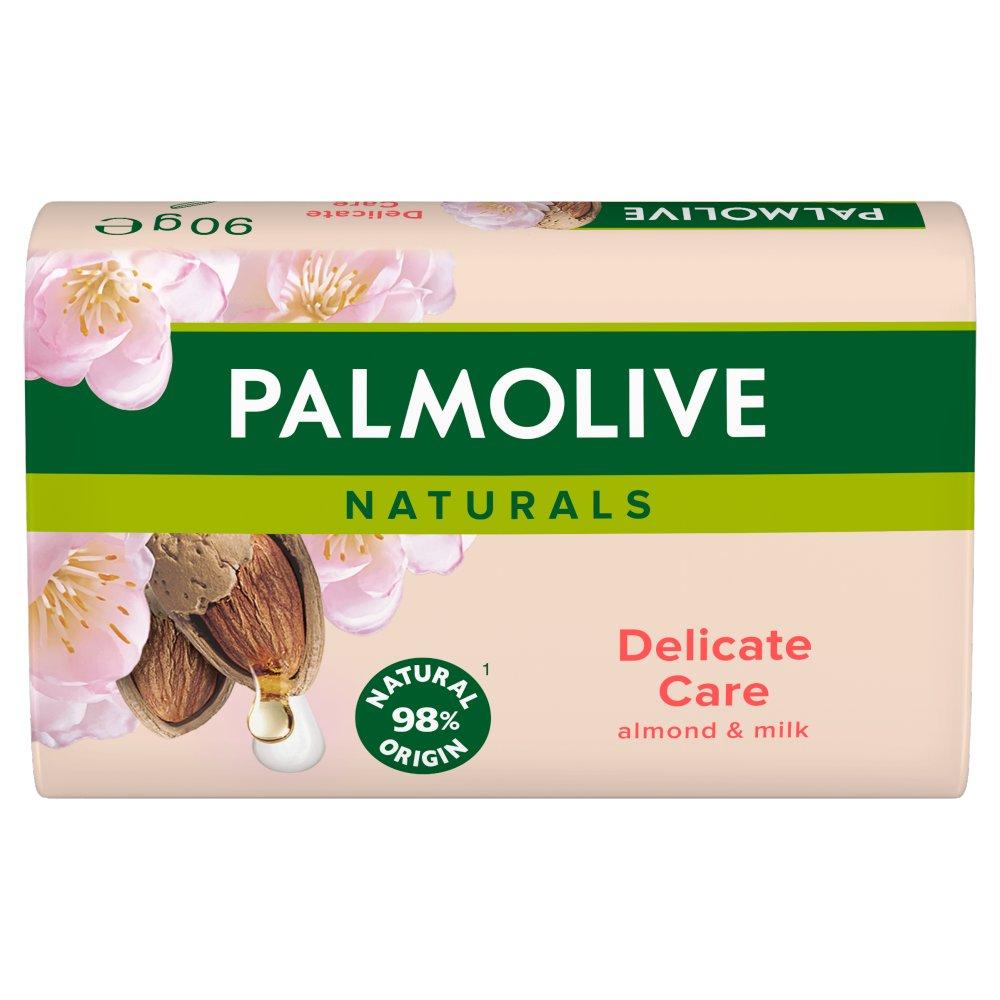 Palmolive Naturals Delicate Care Almond Milk Soap Bar 3 Pack