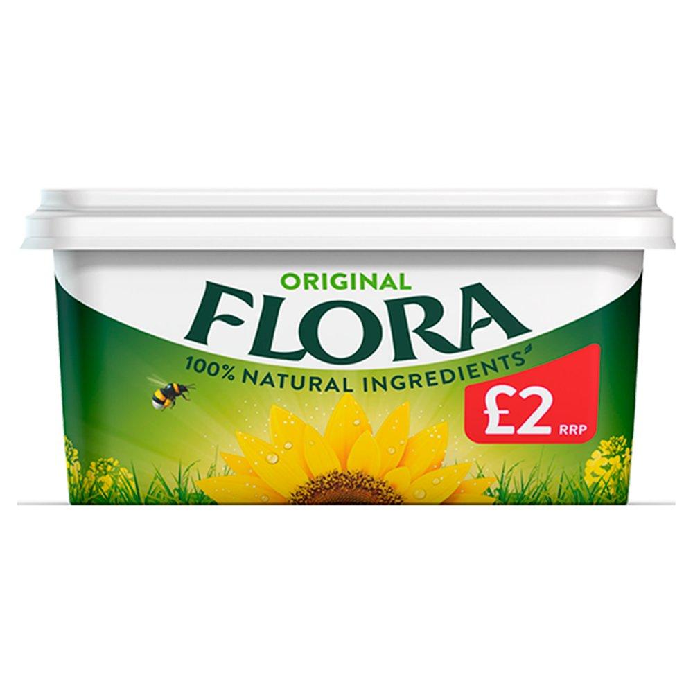 Flora Original Dairy Free Spread 500g
