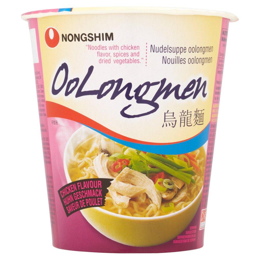 Nongshim OoLongmen Chicken Flavour 75g