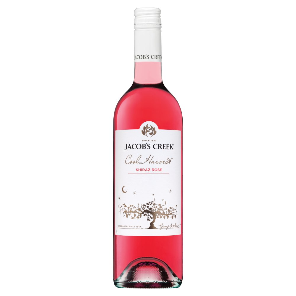 Jacob Creek Cool Harvest Shiraz Rose