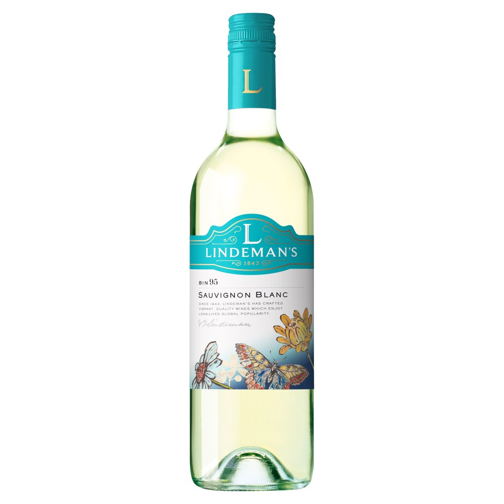 Lindemans Bin 95 Sauvignon Blanc 750ml (Screw Cap)