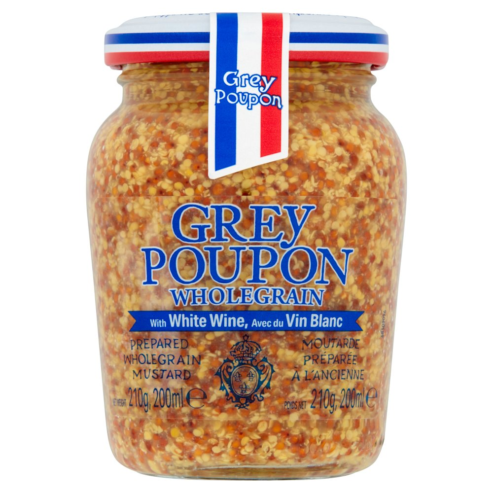 Grey Poupon Old Style Mustard