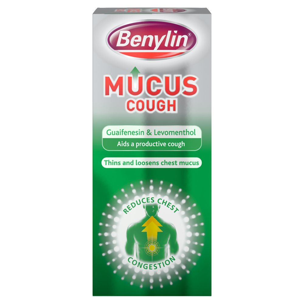 Benylin Mucus Allinone