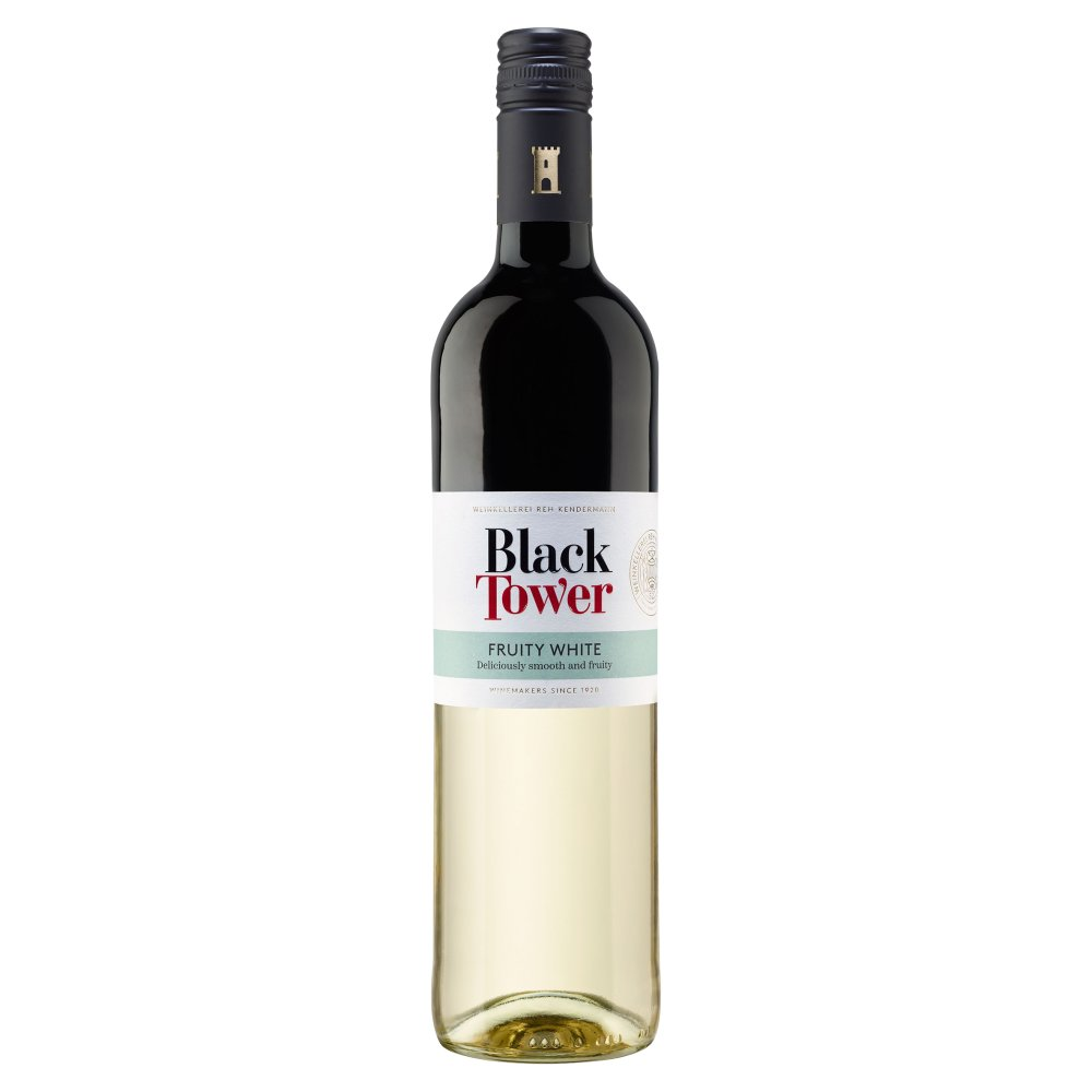 Black Tower Fruity White (Ge) 75cl