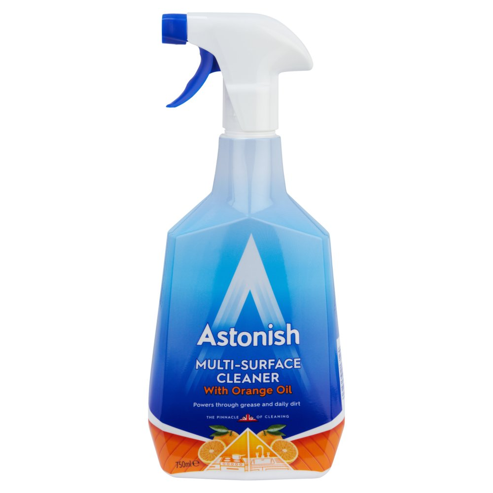 Astonish Spray Orange £1