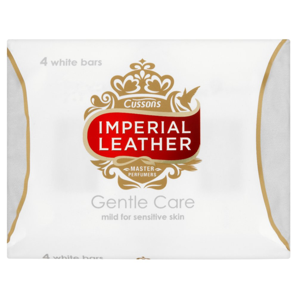Imperial Leather Gentle Bar Soap 4 X 100g Bestway Wholesale Cussons Baby Cream Mild And 100 Gr
