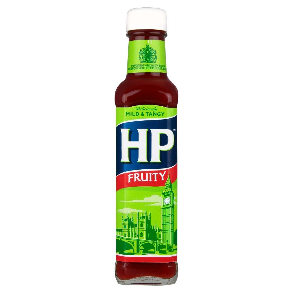 HP Fruity Brown Sauce 255g
