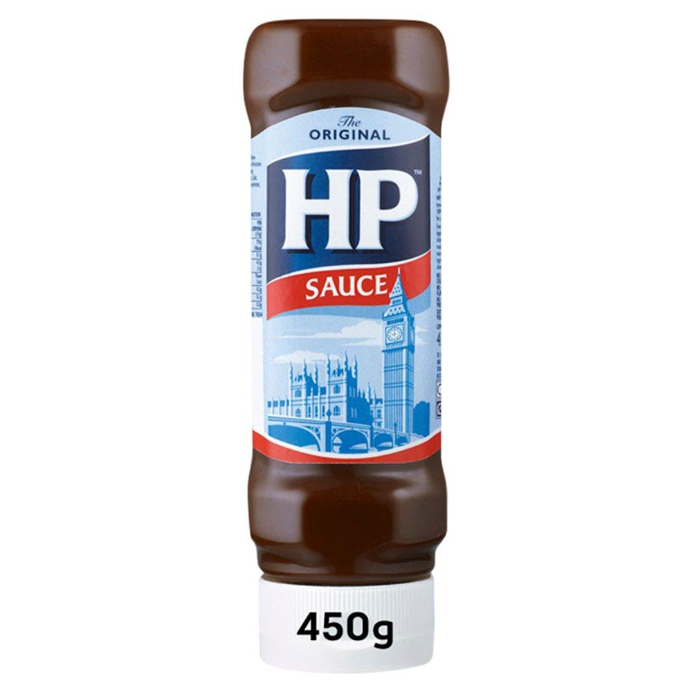 HP Brown Sauce 450g