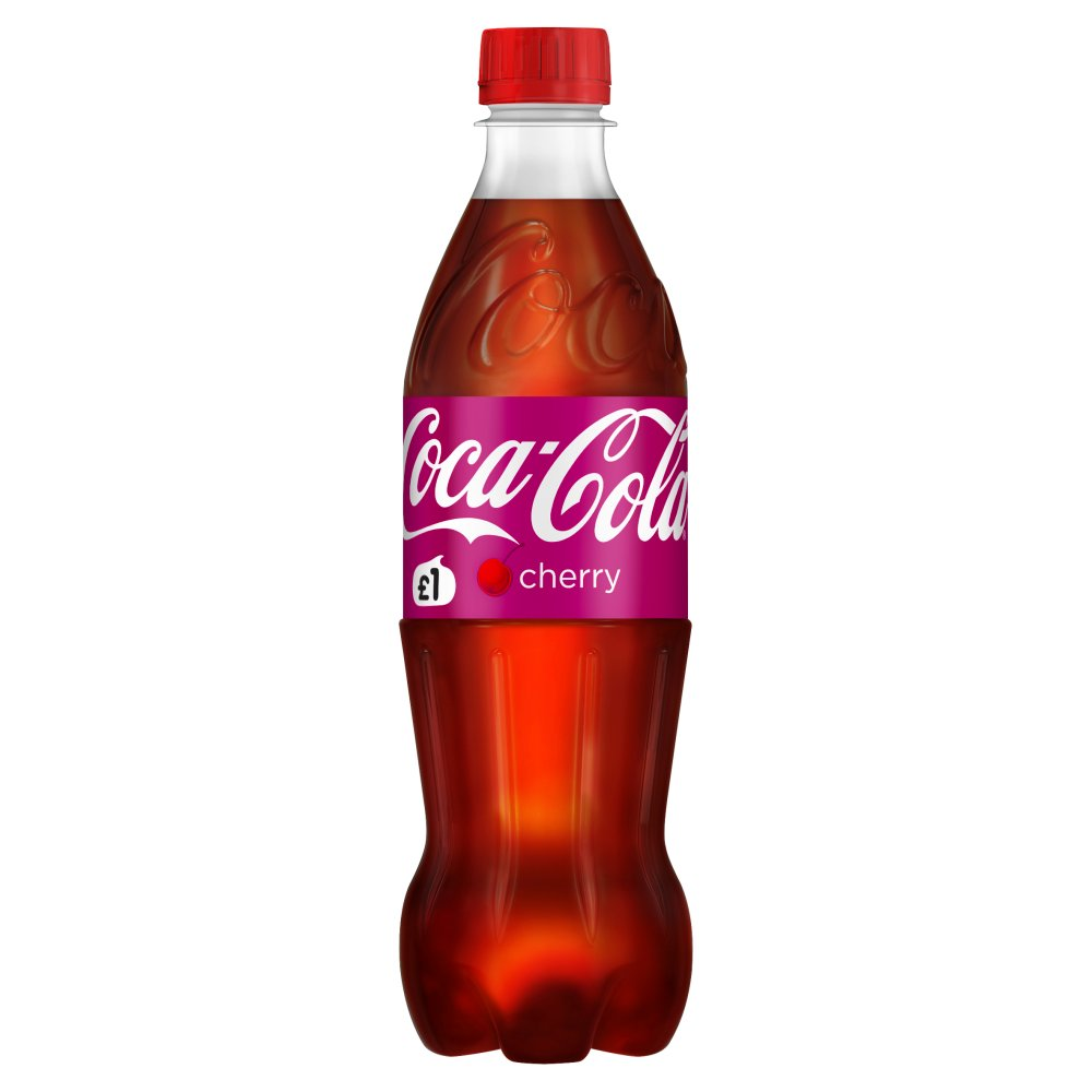Cherry Coke 500ml £1