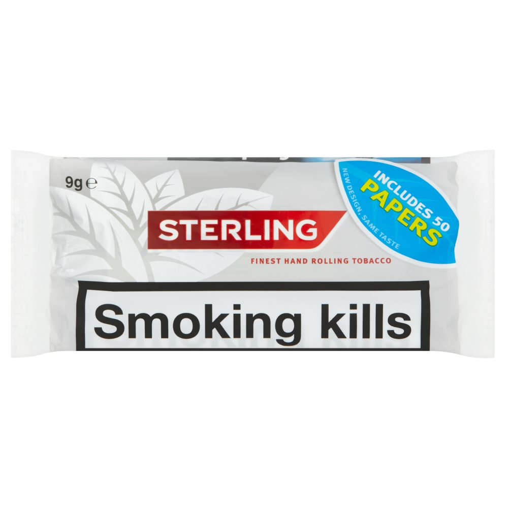 Sterling Roll Your Own