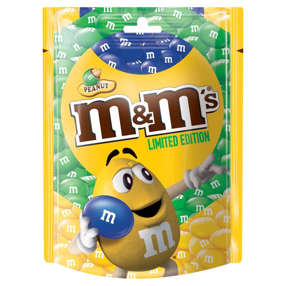 M&M's® Limited Edition Peanut 165g