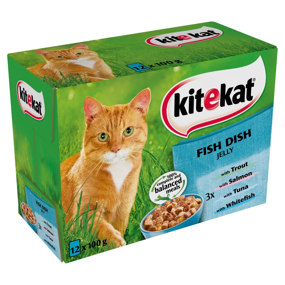 Kit E Kat Sgl Mix 12 Fish
