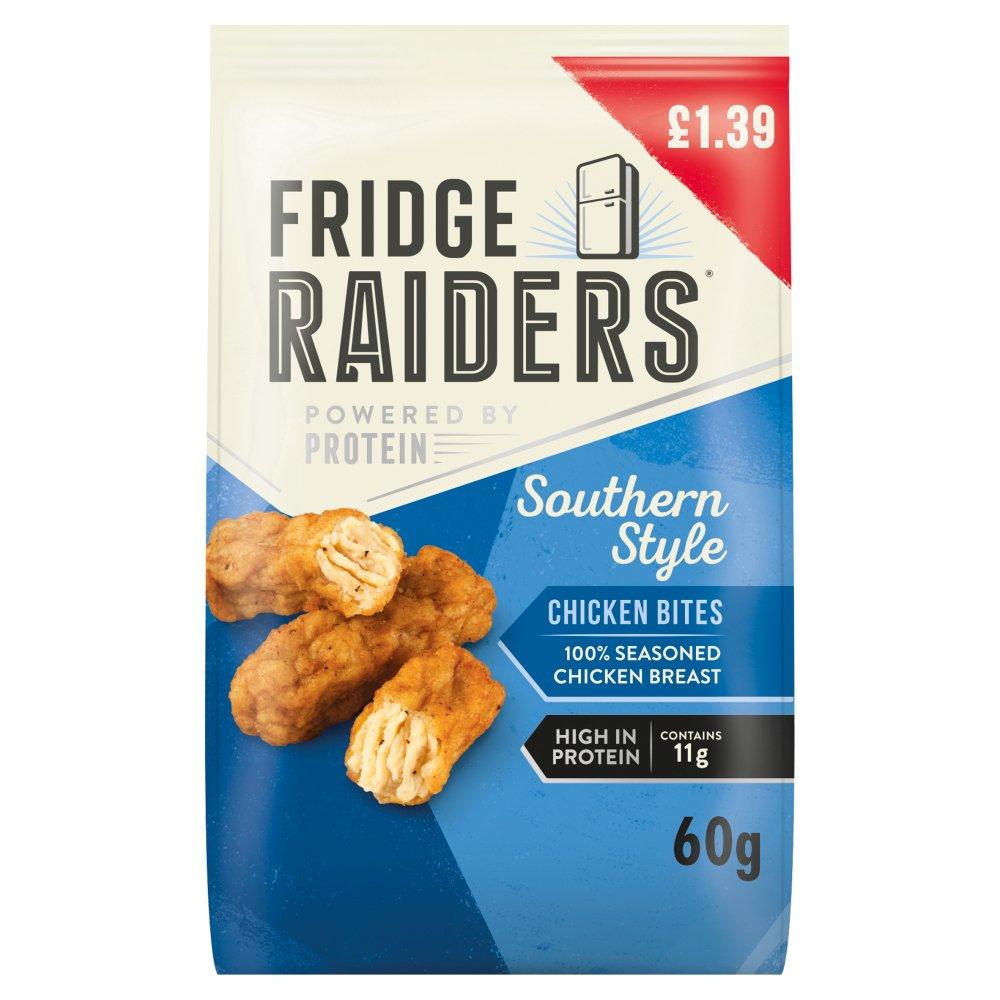 Fridge Raiders Southern Style Chicken Bites 60g