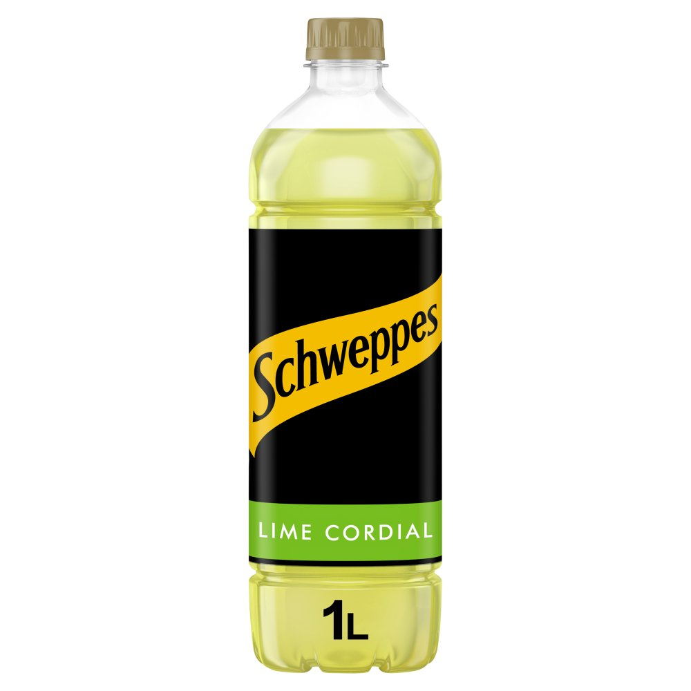 Schwepps Cordial Lime