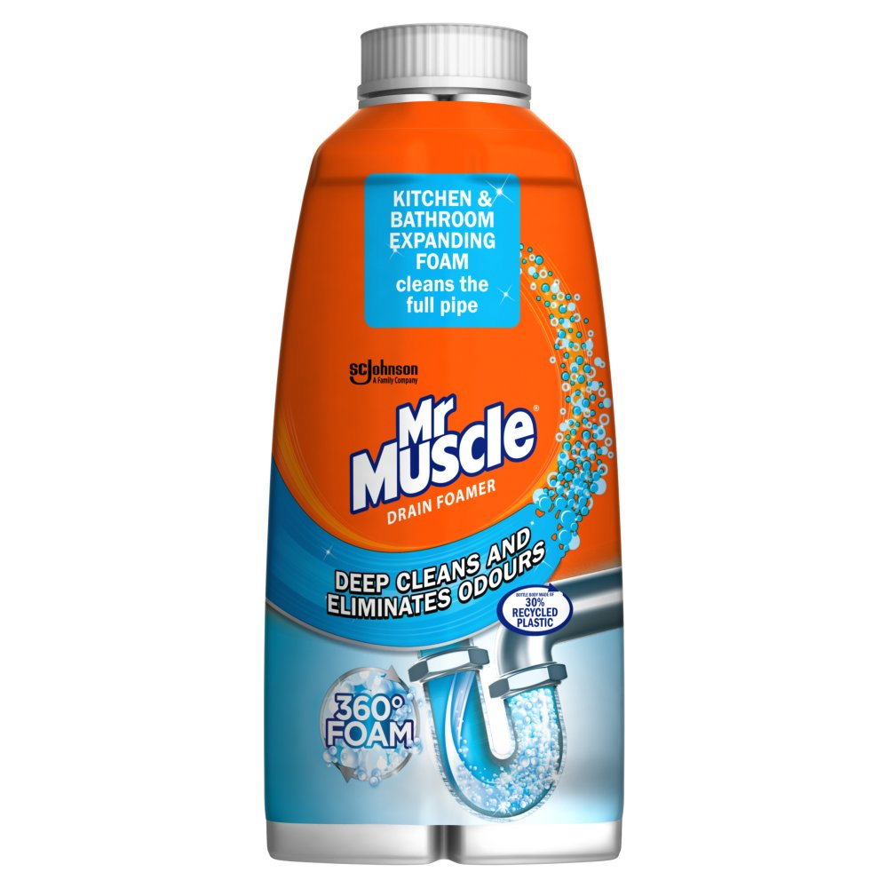 Mr Muscle Active Foamer 500ml