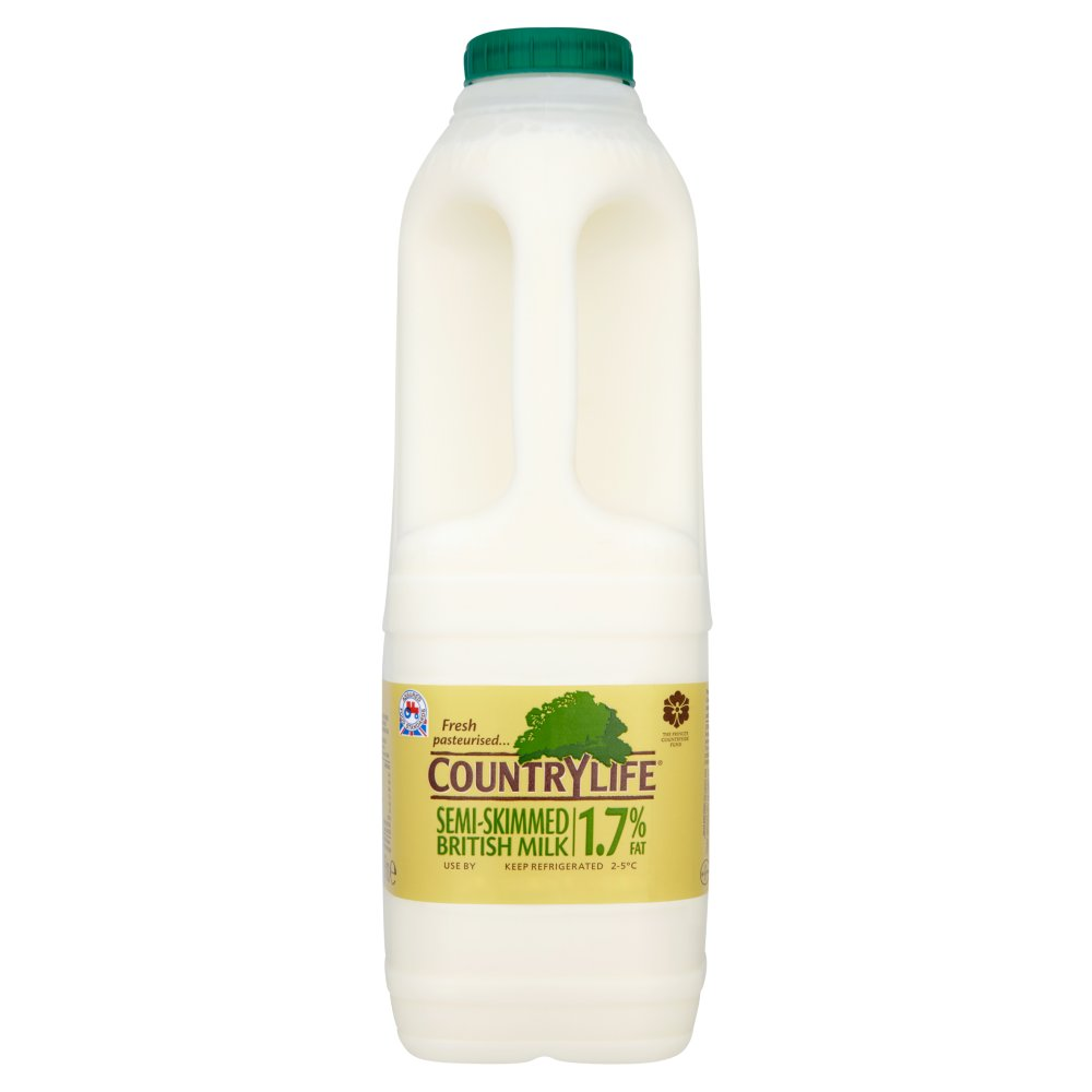Countrylife Semi Skimmed Milk