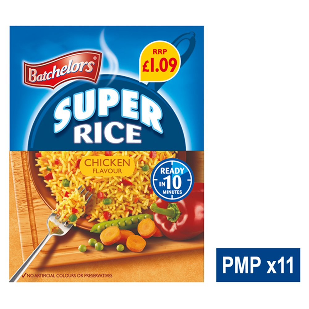 Batchelors Super Rice Chicken Flavour 90g