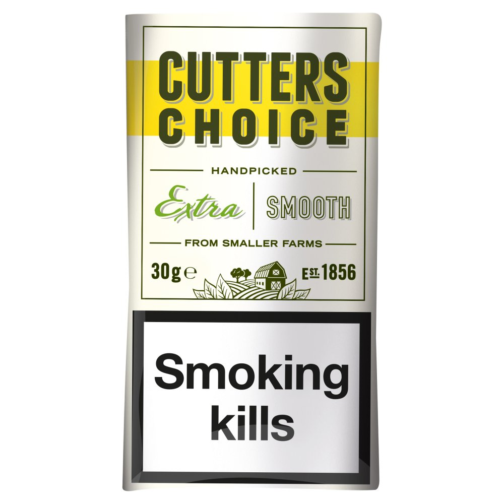 Cutters Choice Extra Smooth
