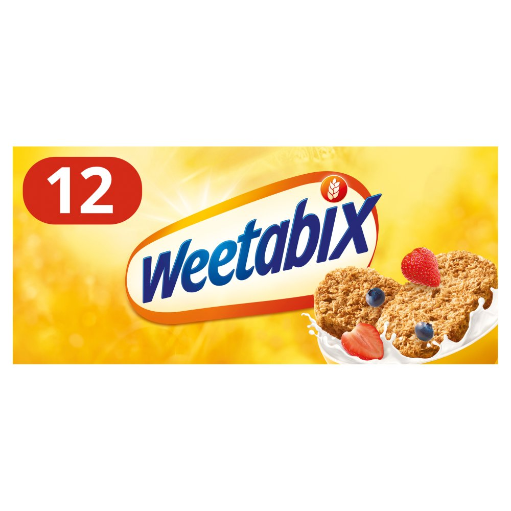 Weetabix Cereal 12 Pack