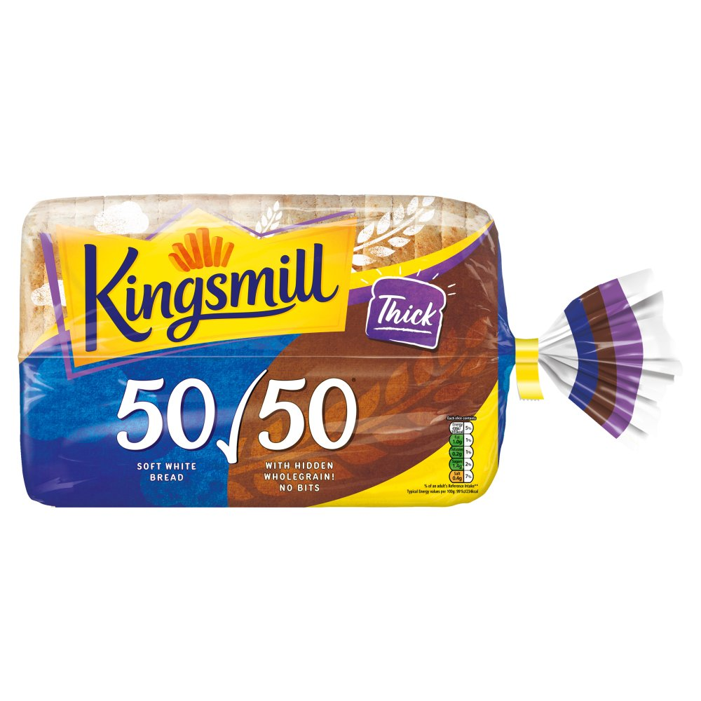 Kingsmill 50 50 Thick