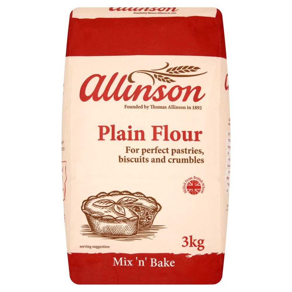 How to refuse flour 68