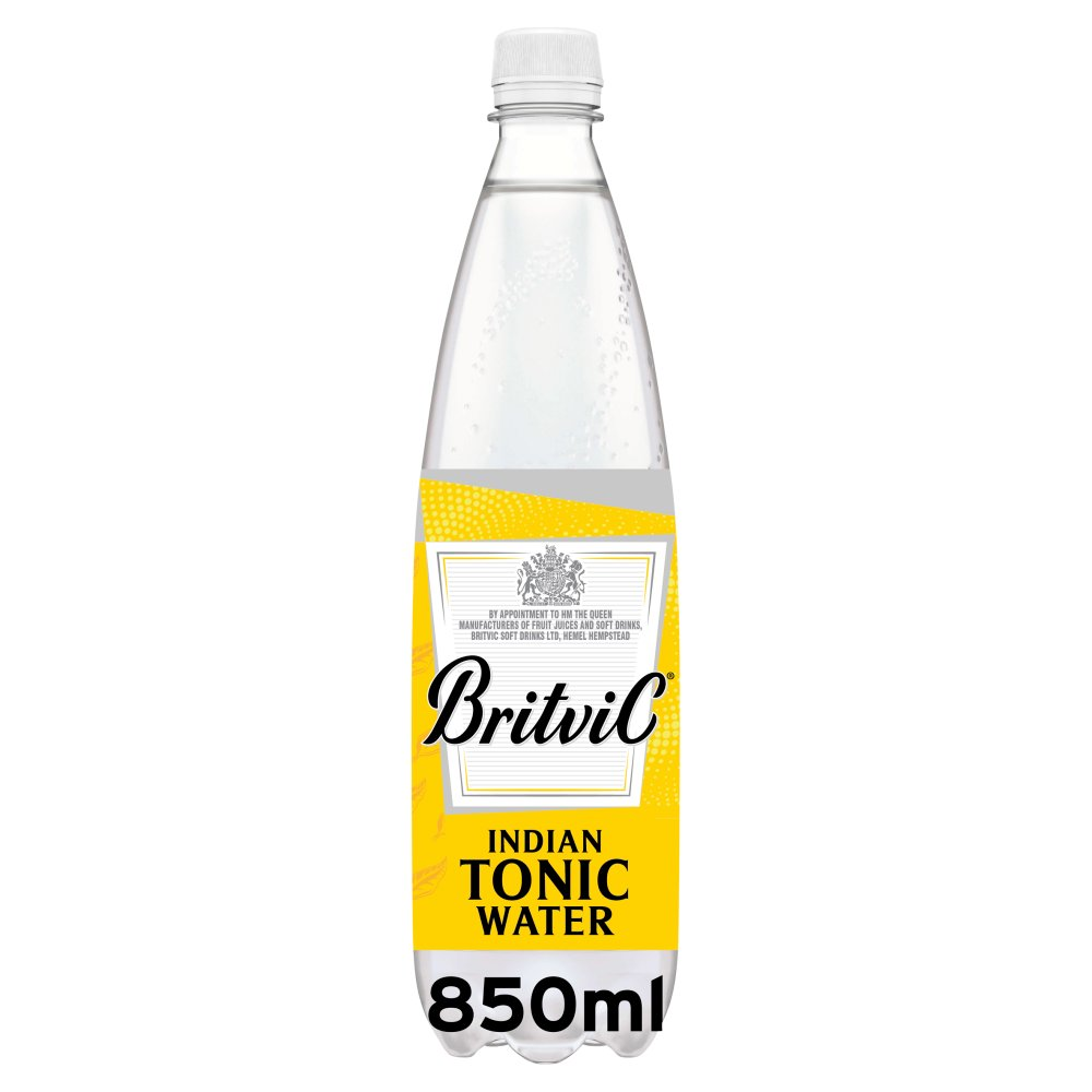 Britvic Indian Tonic Water 850ml