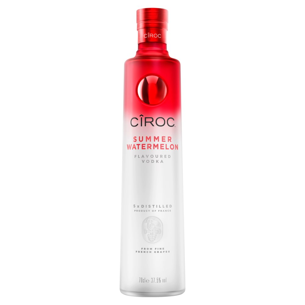 Cîroc Summer Watermelon Flavoured Vodka 70cl