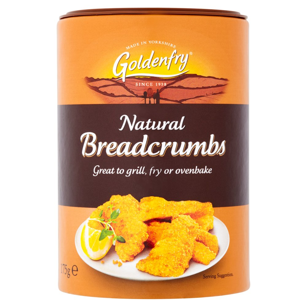 Golden Fry Natural Bread Crumb